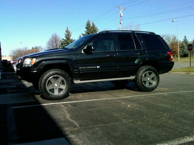 02 Overland With Fat Bobs Bb 17in Rubicon Rims 245 70 1