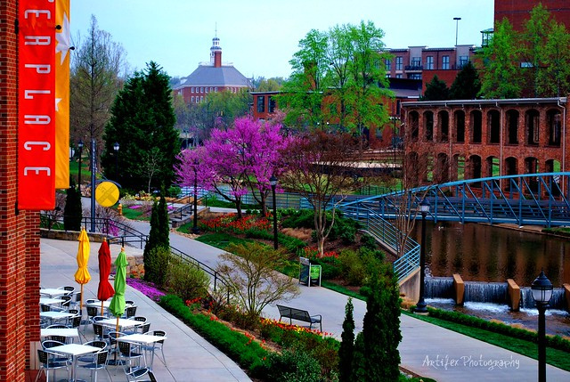 Riverplace Downtown Greenville South Carolina Flickr Photo Sharing