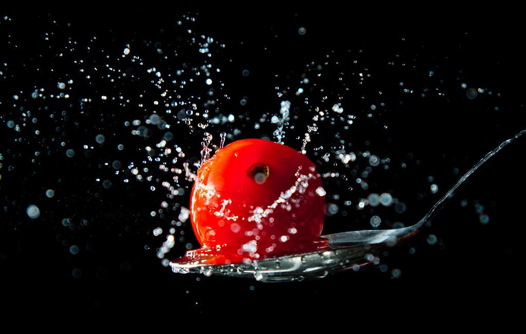 tomato splash 150365 havent done any highspeed shots