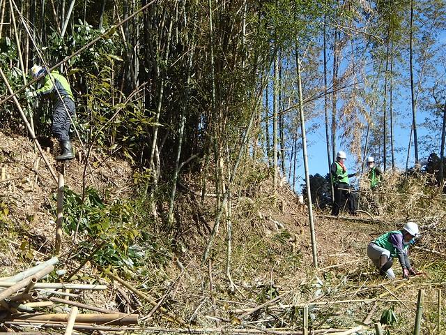 南相馬市小高区でボランティア(援人 2017年 0210便)