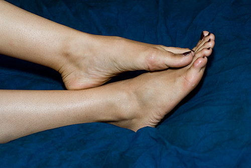 Ladies feet pics