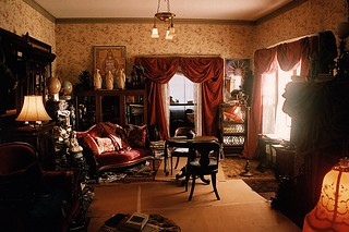 Psychic Eclectic Victorian Living Room Set Decorator Rick Romer TV Hawaii LOST | by Rick Romer