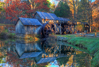Mabry Mill-Blue Ridge Parkway | by scenefinder