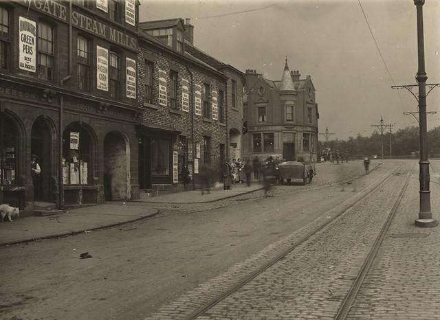051205 Gallowgate Newcastle Upon Tyne C 1890 Type