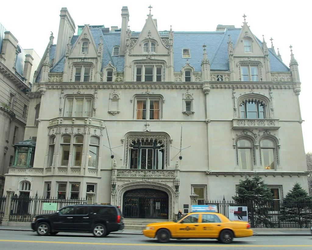 Historic Mansions Of New York City