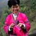 Red Yao Woman, Huangluo