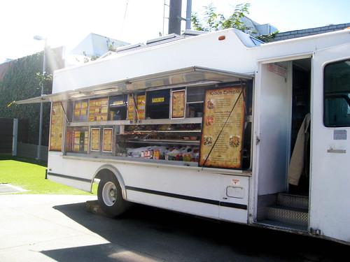 Kabob Food Truck