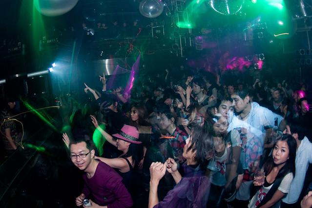 Tokyo Clubbing #1 DJ Dixon at club AIR | Just close your ...