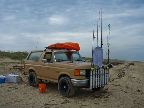 The Surf Fishing Rig
