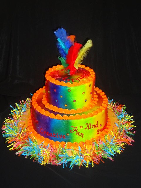 tie dye cake tie dye birthday cake stacked birthday cake in 7988
