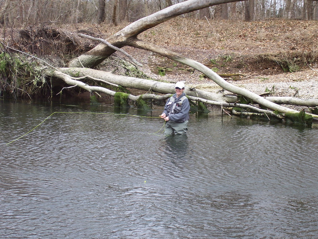 Heather fly fishing heather outfished jeff all weekend for Oklahoma fishing report from anglers