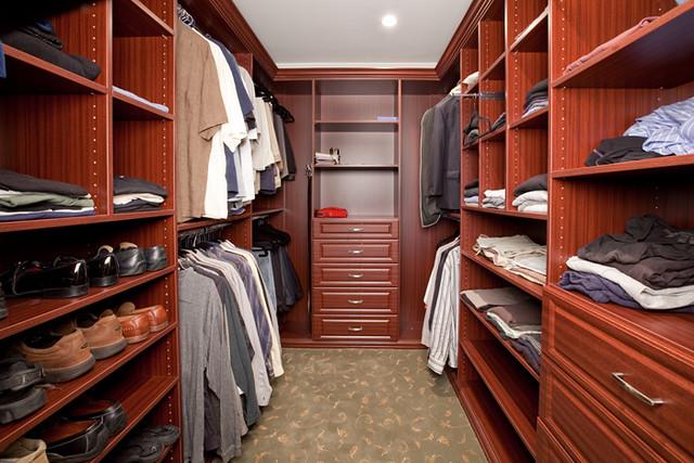 ... Walk In Closet | By Custom Closets Direct
