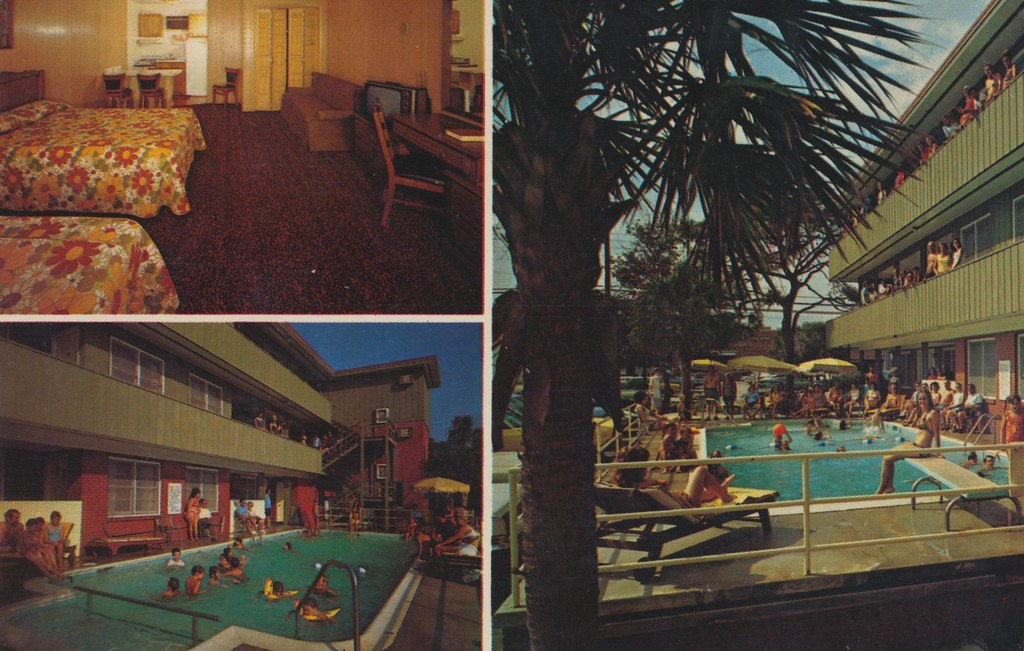 The Glenn-Marion Motel - Myrtle Beach, South Carolina