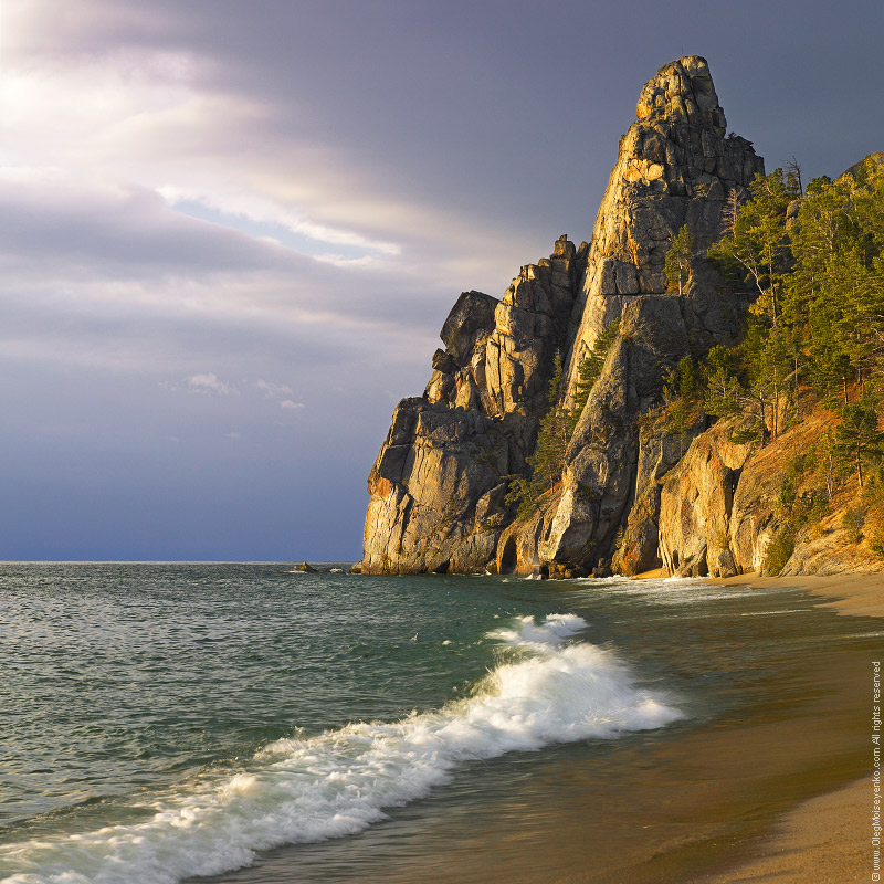 Baikal Lake, Siberia