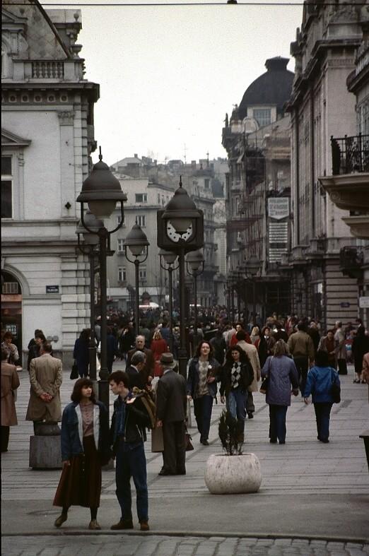 Belgrade Yugoslavia  Women Clothing