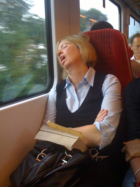 Snoring on SW Trains