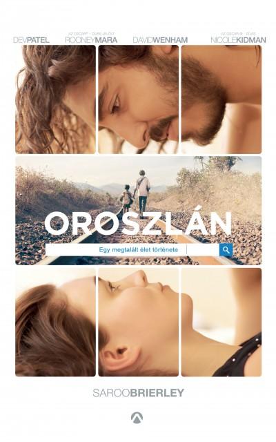 Saroo Brierley: Oroszlán (Athenaeum Kiadó, 2017)