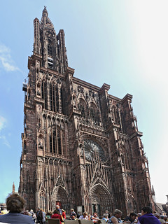 Strasbourg Cathedral | by orangebrompton