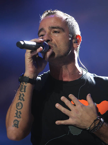 Eros ramazzotti gira mundial 2009