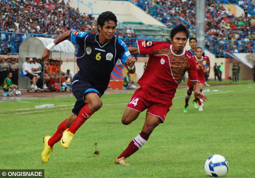Arema Vs Indonesia: Arema Indonesia Vs PSM Makassar