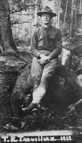 Tabor Trevillian -- Spruce Soldier, 1918