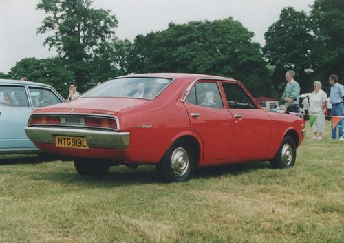 1972 Toyota Corona Mark Ii C 2001 The Mark Ii And Its