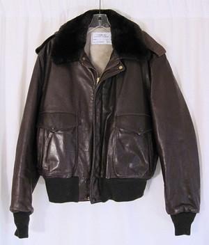 Vintage Schott Leather Bomber Flight Jacket | vintage Schott… | Flickr