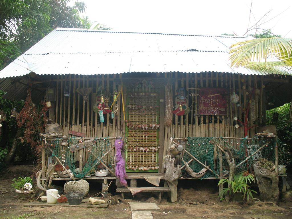 casa hippie a las olas hogar de miriam en sapzurro
