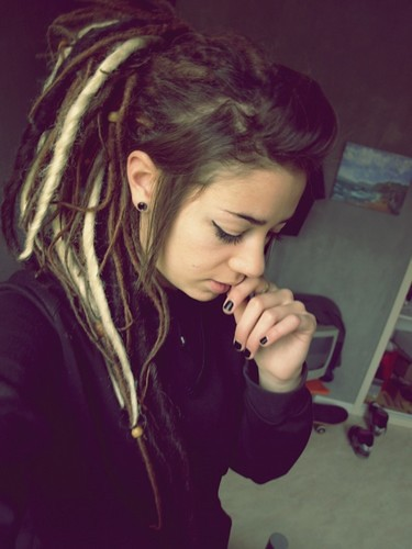 Dreadlocks Sexy 44