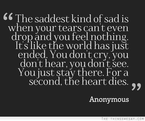 Sad Quotes About Love: #Hurt #Quotes #Love #Relationship #Depressed #Life #Sad #P