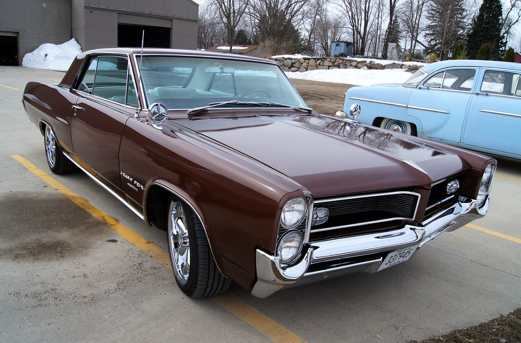 64 Pontiac Grand Prix | Follow this link for more car pictur… | Flickr