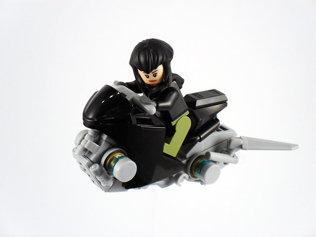 Tachi Hoverbike