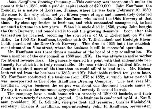 john-kauffman-brewery-history