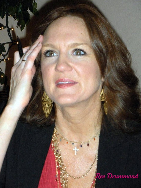 Ann Marie Smith Ree Drummond Pioneer Woman