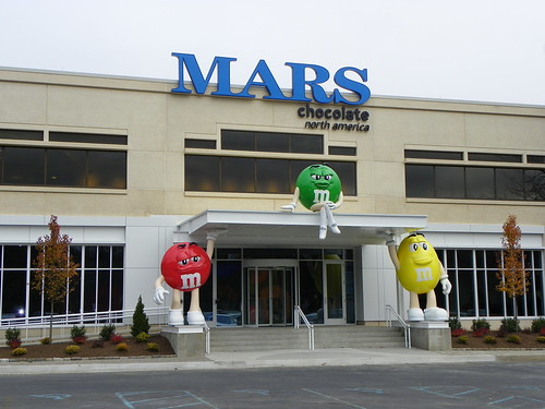 Mars Chocolate Factory In Hackettstown Nj