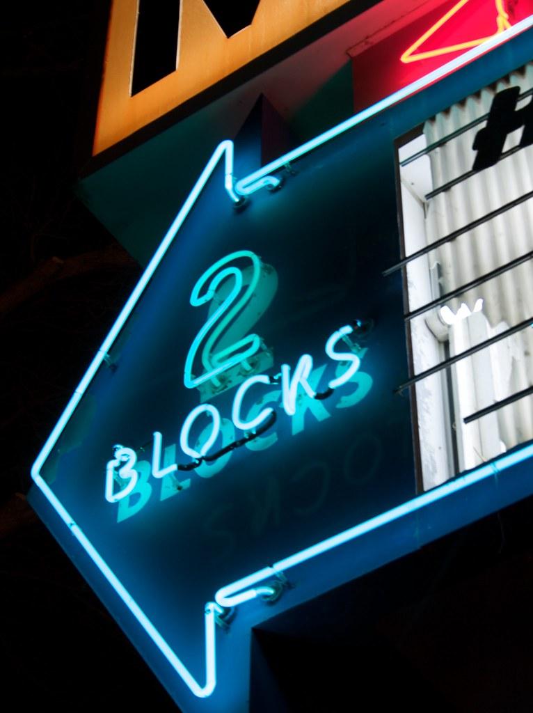 Two Blocks Winnemucca Nv Chris Saulit Flickr