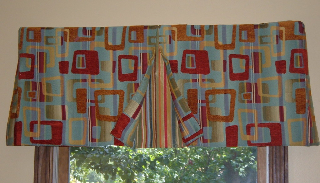 Box Pleat Window Valance Pattern Box Pleat Valance Valance