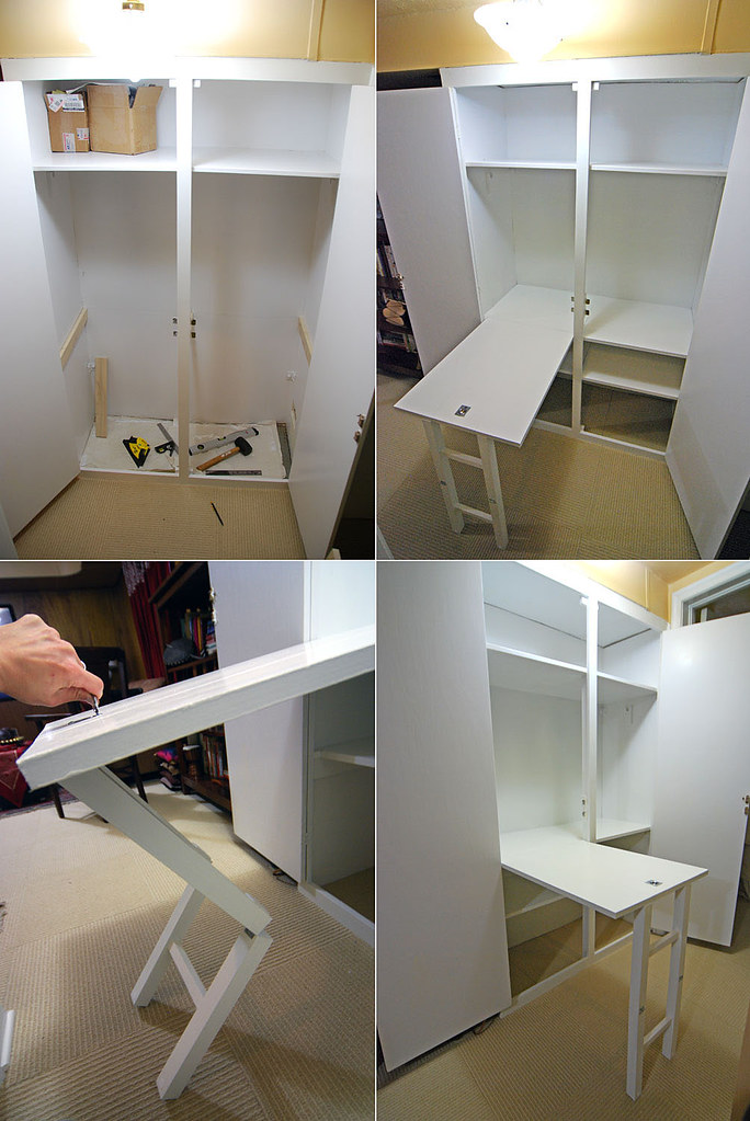 Hobby Closet Before And After Ul Before Ur After With