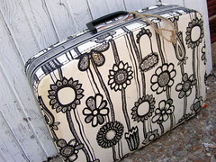 Vintage Samsonite Fashionaire Suitcase... | by Good Samaritan Thrift