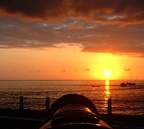 canon sunset | by st helena tourism