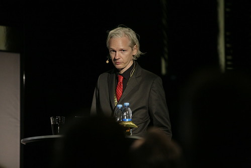 Julian Assange, WikiLeaks, at New Media Days 09 | by New Media Days
