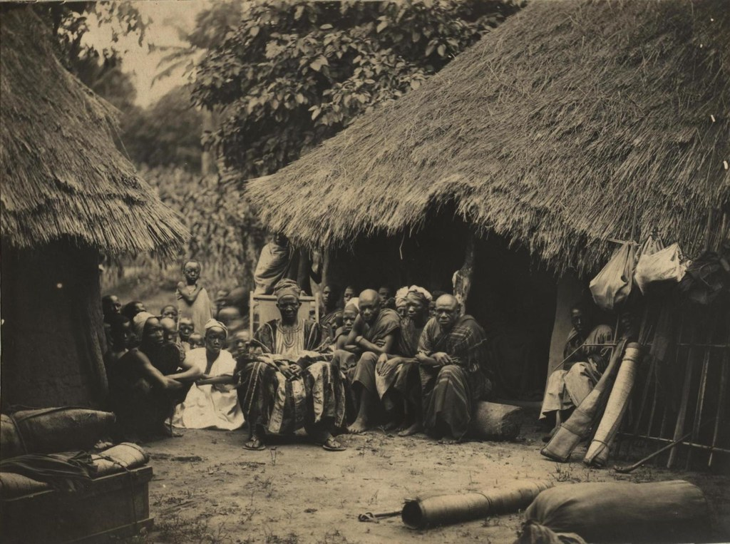 King & Chiefs Hausa Tribe Jebba | Creator: H. Hunting Title:… | Flickr
