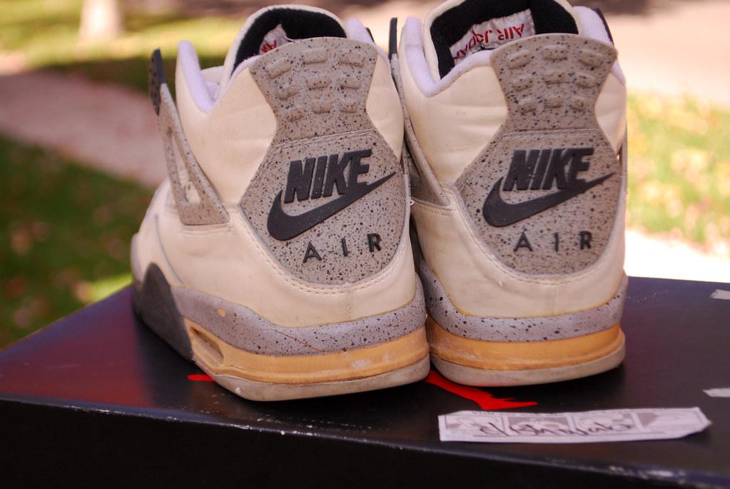 Air Jordan Iv Retro Shoes