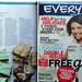 The Bleeding Heart Bakery - S'mores Brownies - Everyday w/ Rachael Ray Magazine - Dec 09
