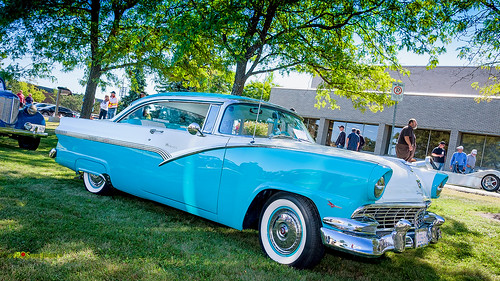 1956 Ford Victoria Coupe | by Mark O'Grady - Proudly Serving Millions of Viewers