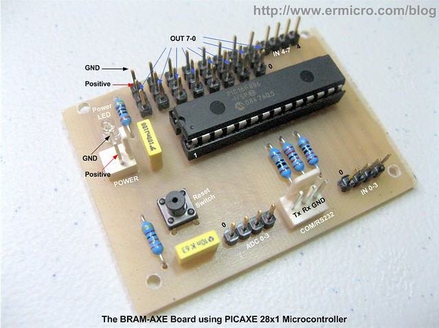 make your own microcontroller printed circuit board  pcb