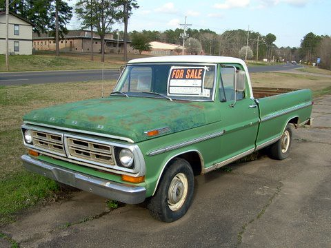 Sand For Sale >> 1972 Ford F-100 Sport Custom | A 1972 Ford F-100 Sport Custo… | Flickr