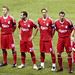 Liverpool lineup - Wigan Athletic v  Liverpool, 9 March 2010