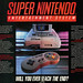 Super Nintendo Double Spread