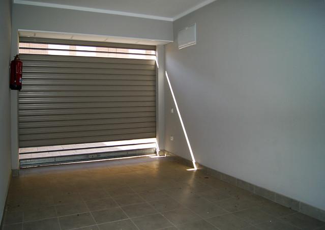 garage los revestimientos son solado de vivienda